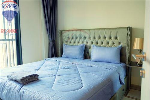 RE/MAX Properties Agency's RENT RHYTHM SUKHUMVIT 36-38 1 BED 33 SQM 30K 8