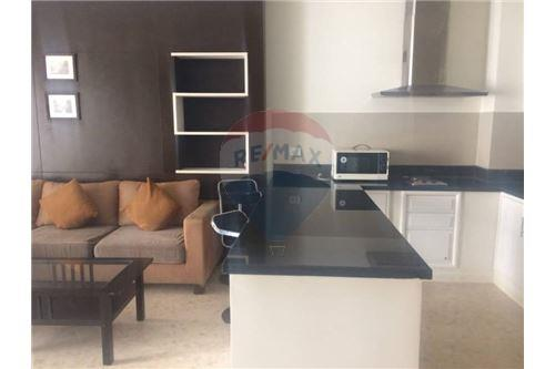 RE/MAX Executive Homes Agency's Spacious 1 Bedroom for Rent Nusasiri Condo 4
