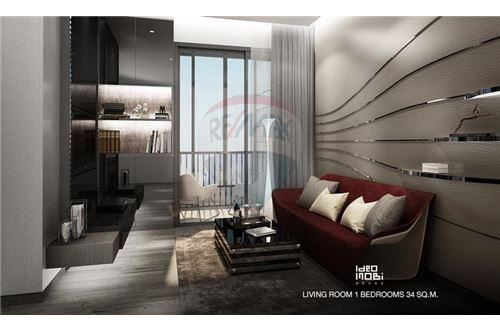 RE/MAX Executive Homes Agency's Off Plan 1 Bedroom for Sale Ideo Mobi Asoke 3