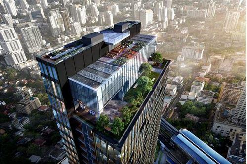 RE/MAX Properties Agency's SALE The ESSE Sukhumvit 36 2BED 77SQM. 2
