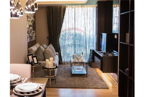RE/MAX Executive Homes Agency's Cozy 1 Bedroom for Sale Focus Phloenchit 1