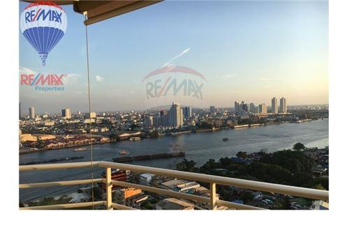 RE/MAX Properties Agency's FOR RENT  Watermark Chaophraya  2BED 100SQM 1