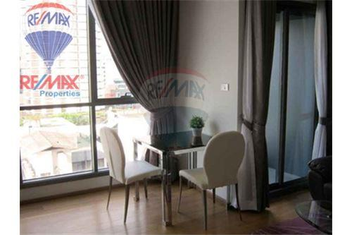 RE/MAX Properties Agency's FOR RENT Hyde Sukhumvit 1BED 43SQM. 4