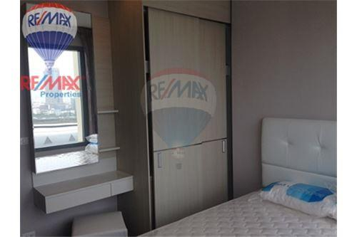 RE/MAX Properties Agency's FOR RENT Q Asoke 2BED 46SQM. 2