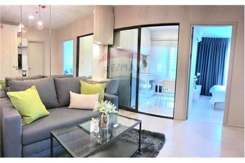 RE/MAX Properties Agency's RENT Aspire Sukhumvit 48 1BED 32.29SQM. 1
