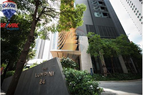 RE/MAX Properties Agency's FOR RENT The Lumpini 24 1BED 30SQM. 11