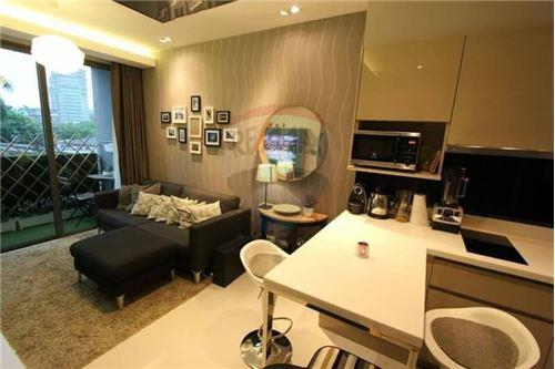 RE/MAX Properties Agency's SALE Trapezo Sukhumvit 16 1 Bedroom 4