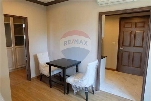 RE/MAX Executive Homes Agency's Nice 1 Bedroom for Sale The Reserve Kasemsan 3 7