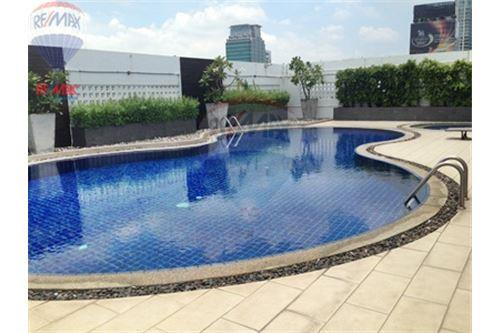 RE/MAX Properties Agency's FOR SALE  RENOVA RESIDENCE CHIDLOM  2BED 79.72SQM 3