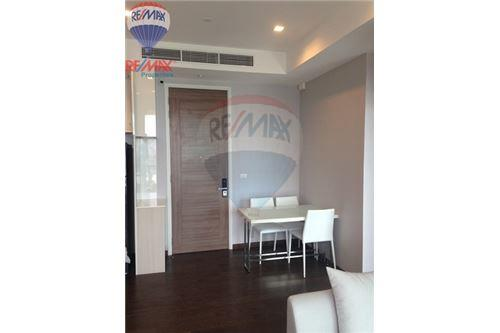 RE/MAX Properties Agency's FOR RENT Q Asoke 2BED 46SQM. 1