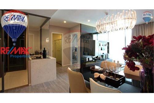 RE/MAX Properties Agency's FOR SALE The Room Sukhumvit 69 2BED 80SQM. 2