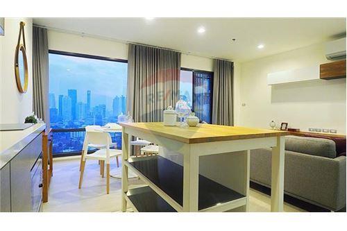RE/MAX Properties Agency's Rhythm Sukhumvit 36-38 2 BED 88 Sqm. 17