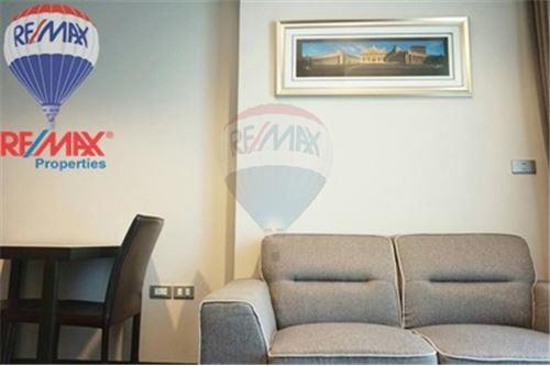 RE/MAX Properties Agency's FOR RENT The Lumpini 24 1BED 31SQM. 1