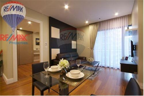 RE/MAX Properties Agency's FOR RENT Bright Sukhumvit 24 1+1BED 75.48SQM. 2