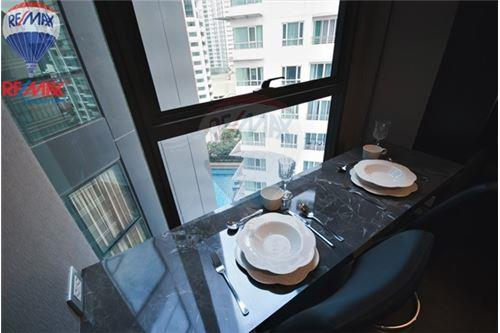 RE/MAX Properties Agency's FOR RENT The Lumpini 24 1BED 30SQM. 6
