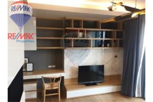RE/MAX Properties Agency's FOR RENT Voque Sukhumvit 16 1BED 58.05SQM. 10