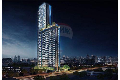 RE/MAX Executive Homes Agency's Off Plan 2 Bedroom for Sale Line Asoke Ratchada 4