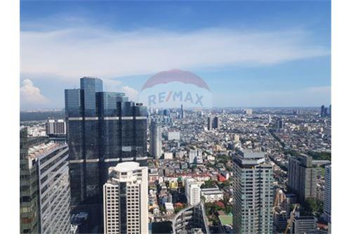 RE/MAX Properties Agency's RENT MahaNakhon Tower 2BED 124SQM. 10