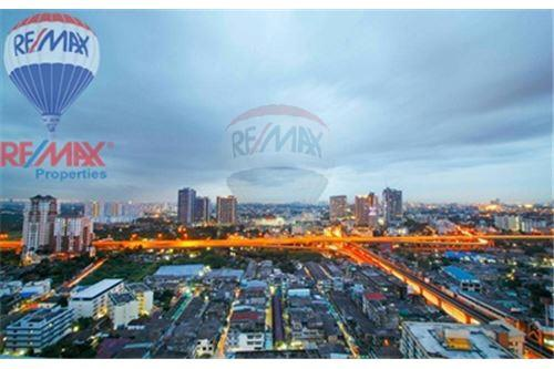RE/MAX Properties Agency's FOR SALE The Bloom Sukhumvit 71 2BED 88SQM 4