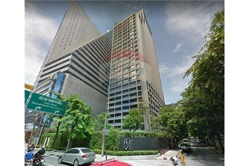 RE/MAX Properties Agency's RENT Noble Revo Silom 1BED 33SQM. 1