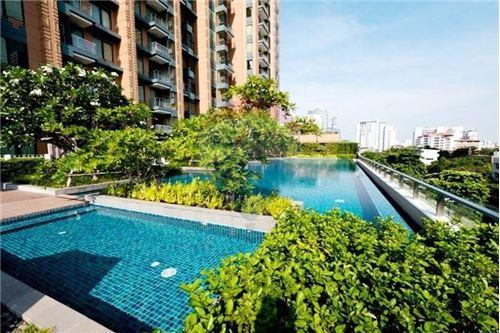RE/MAX Properties Agency's 1 Bed duplex for rent 40,000Baht at Villa Asok 10