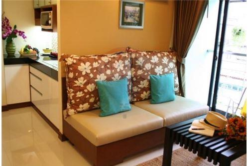 RE/MAX Executive Homes Agency's Spacious 2 Bedroom for Rent Silom Forest Residence 1