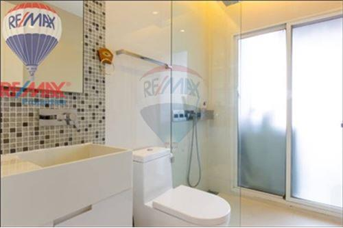 RE/MAX Properties Agency's FOR RENT The Room Sukhumvit 21 1BED 38SQM. 4