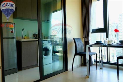 RE/MAX Properties Agency's RENT RHYTHM SUKHUMVIT 36-38 1 BED 33 SQM 30K 7