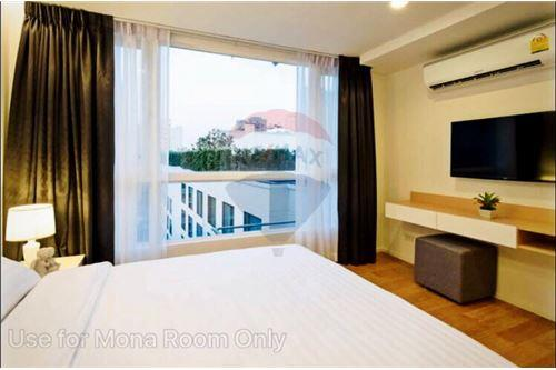 RE/MAX Executive Homes Agency's Nice 1 Bedroom for Rent 15 Sukhumvit Residence 2