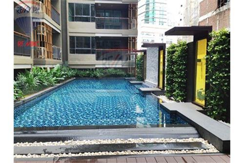 RE/MAX Properties Agency's FOR RENT MIRAGE SUKHUMVIT 27  1BED 37SQM 16