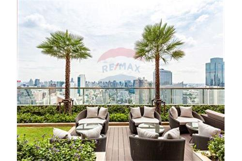 RE/MAX Executive Homes Agency's Beautiful 1 Bedroom for Rent Address Sathorn 8