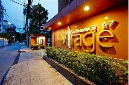 RE/MAX Properties Agency's Sell Mirage Sukhumvit 27 1BED 35.7SQM. 13