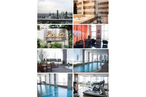 RE/MAX Executive Homes Agency's Nice 1 Bedroom for Sale Silom Suite 4