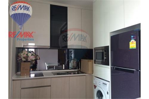 RE/MAX Properties Agency's FOR RENT Q Asoke 2BED 46SQM. 10