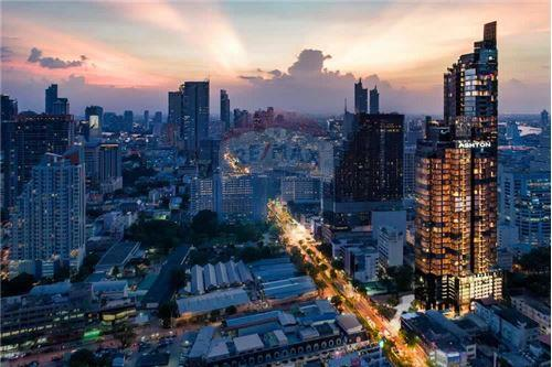 RE/MAX Executive Homes Agency's Brand New 1 Bedroom for Sale Ashton Silom 8