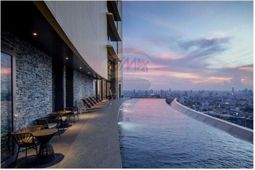 RE/MAX Properties Agency's FOR RENT The Lumpini 24 2 BEDs 55 SQM. 14