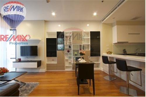 RE/MAX Properties Agency's FOR RENT Bright Sukhumvit 24 1+1BED 75.48SQM. 4