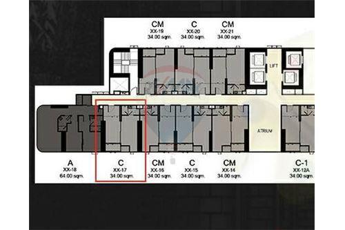 RE/MAX Executive Homes Agency's Nice 1 Bedroom for Sale Ashton Asoke 3