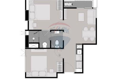 RE/MAX Executive Homes Agency's Nice 1 Bedroom for Sale Rhythm Asoke 3