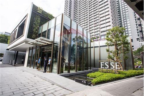 RE/MAX Properties Agency's SALE The ESSE Sukhumvit 36 2BED 77SQM. 1