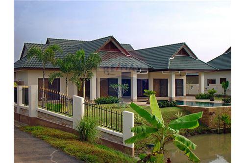 "RE/MAX Executive Homes Agency's ""Baan Yu"" 8.7M in Baan Melanie plot K-4b 1"