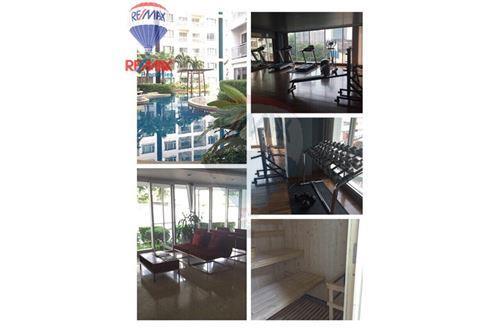 RE/MAX Properties Agency's FOR RENT Sukhumvit Plus 1Studio 31SQM. 1