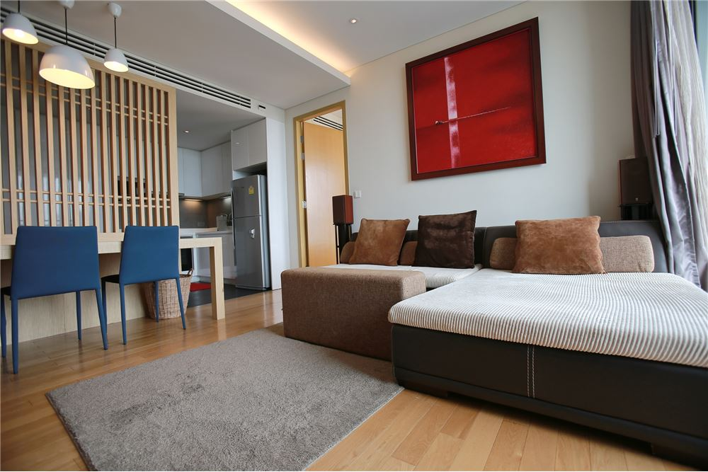 RE/MAX Executive Homes Agency's AEQUA Residence Sukhumvit 49 For Rent 6