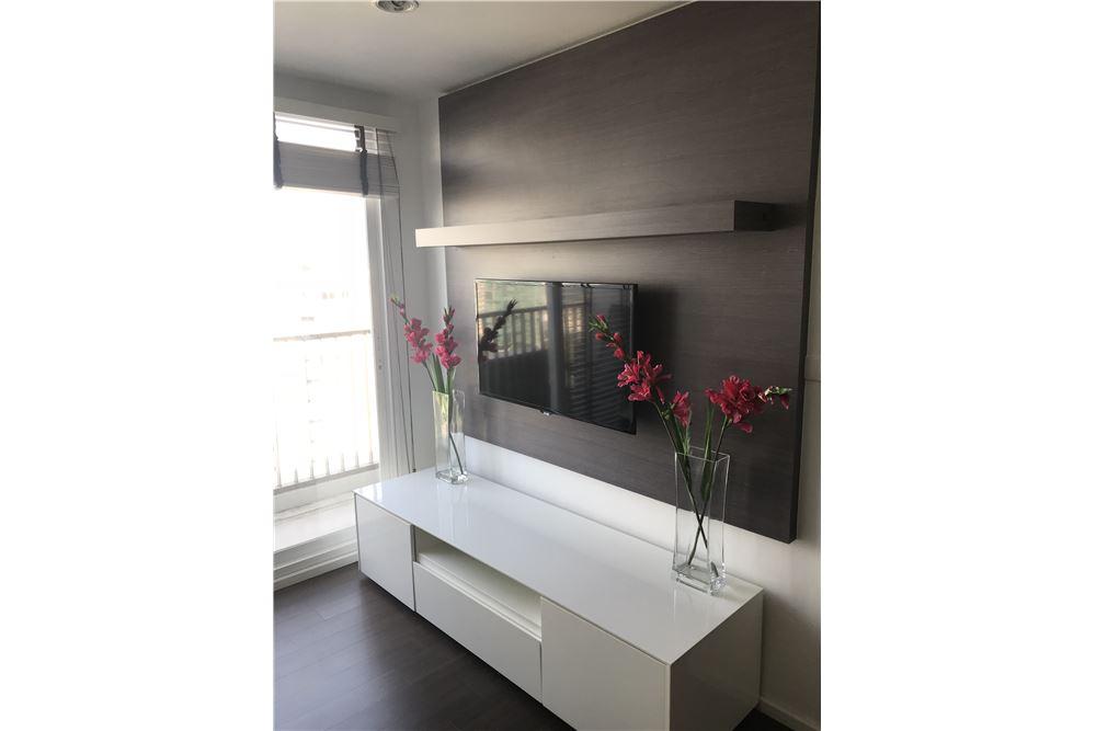 RE/MAX Properties Agency's Sale 1bedroom 15 Sukhumvit Residences 1