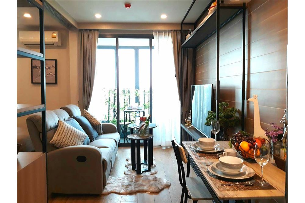 RE/MAX Properties Agency's RENT Q Chidlom - Phetchaburi 1BED 45SQM. 1
