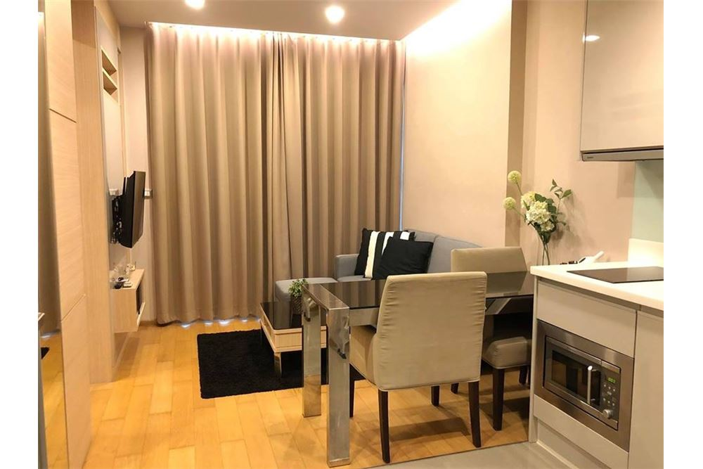 RE/MAX Properties Agency's RENT The Address Asoke 1BED 36SQM. 1