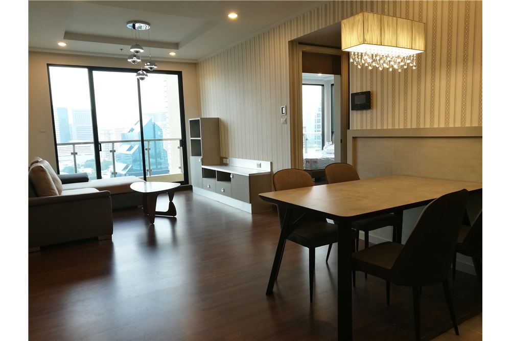 RE/MAX Executive Homes Agency's Nice 2 Bedroom for Rent Supalai Elite Sathorn-Suan 5