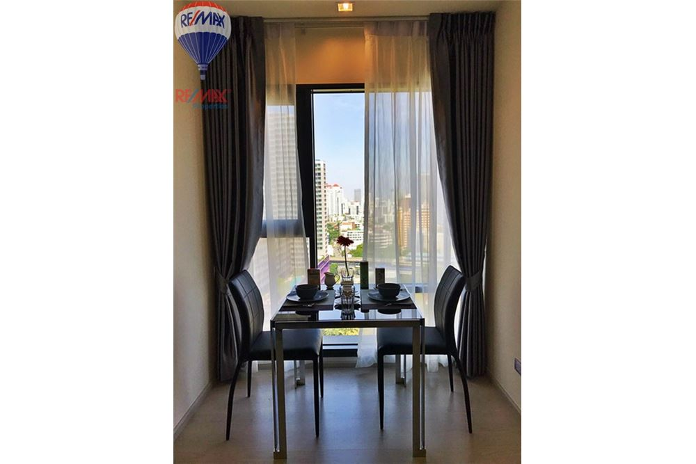 RE/MAX Properties Agency's RENT RHYTHM SUKHUMVIT 36-38 1 BED 33 SQM 30K 1