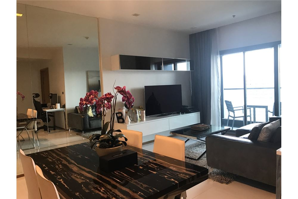 RE/MAX Properties Agency's RENT Hyde Sukhumvit 2BED 85SQM. 6