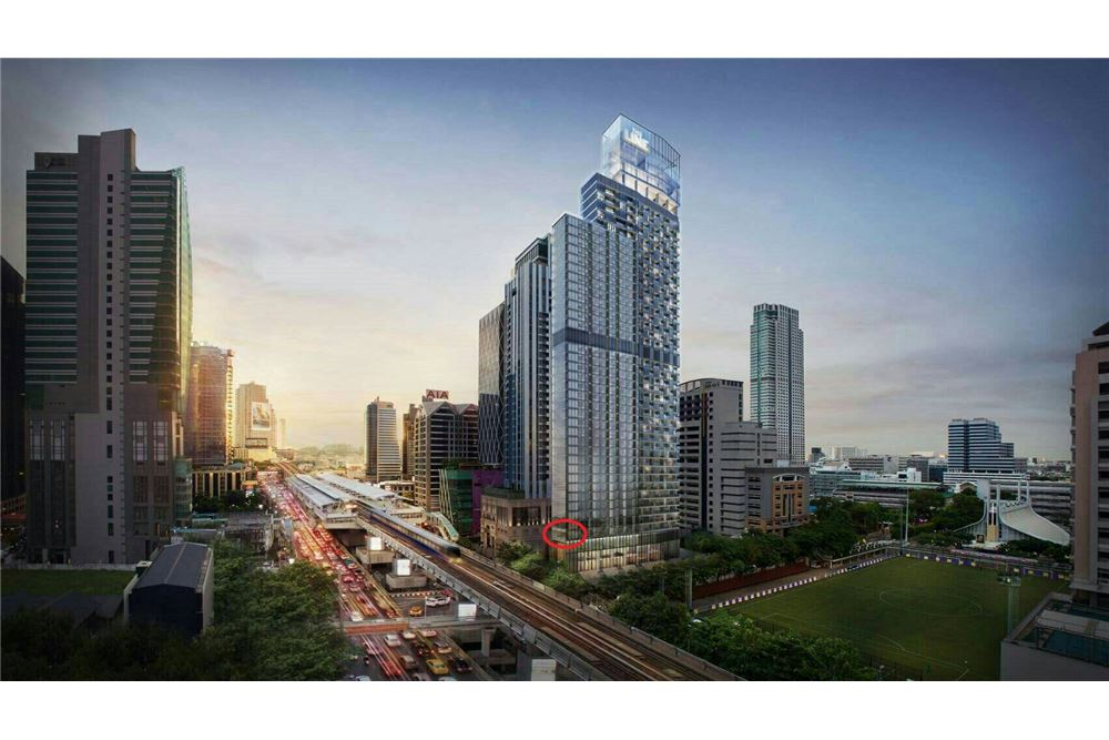RE/MAX Executive Homes Agency's Off Plan 2 Bedroom for Sale Line Sathorn 2